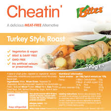 meat free turkey roast 390g