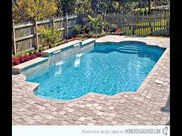 backyard pool ideas on a budget cheap pool fencing ideas youtube