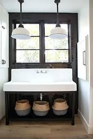 farmhouse sink for bathroom medice cabet pegasus farmhouse sink
