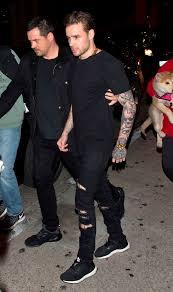 has liam payne got cheryl u0027s eye tattooed on his arm one direction