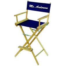 custom chair covers custom directors chair covers custom director chair personalized