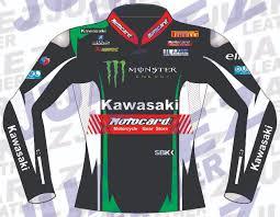 kawasaki riding jacket motogp collection