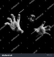 halloween horror background music download never leave me aloneblack white horror stock photo 151929758