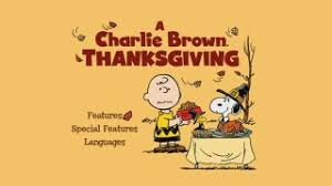 brown thanksgiving dvd peanuts deluxe collection dvd review