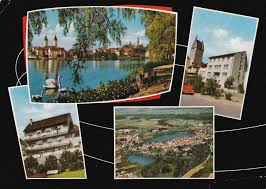 Plz Bad Saulgau Eurocards Ansichtskarten Sammelgebiet Plz 883 Isny Und Umgebung