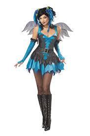 Halloween Costumes Girls Age 13 14 Blue Twilight Fairy Costume Halloween