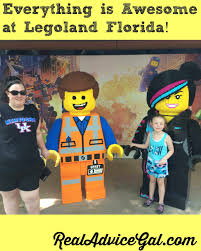 everything is awesome at legoland florida