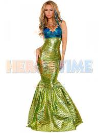 Ariel Mermaid Halloween Costume Disney Mermaid Ariel Women Halloween Costume