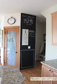 chalkboard kitchen wall ideas kitchen chalk board wall meadow lake road