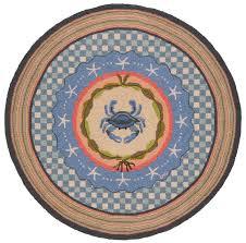 Round Persian Rug by Blue Round Rug Best Rug 2017
