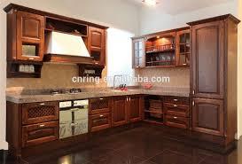 solid wood cabinets woodbridge nj kitchen modern oak wood solid kitchen cabinets with floors nj