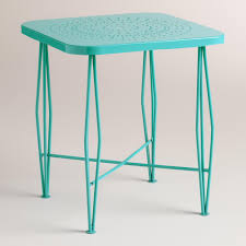 Metal Patio Side Table Patio Side Table Metal Sgwebg