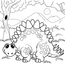 fun kids coloring pages 40 best dinosaur coloring pages images on pinterest coloring