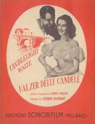 walzer delle candele compra nella collezione musica arte e articoli da collezione