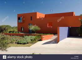 Spanish House Style Spanish Modernist House Designed In A Geometric Style By Leading