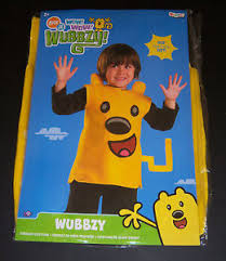 2t Toddler Halloween Costumes Nwt Nick Jr Wow Wow Wubbzy Size 2t Toddler Halloween Costume Ebay