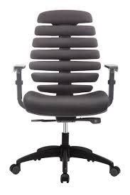 Office Chair Front Fx2 Open Back Eurotech