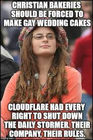 Ha Gay Memes - christian bakeries should be forced to make gay wedding cakes