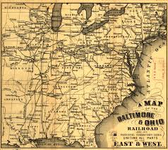 map us railroads 1860 file 1860 b o jpg wikimedia commons