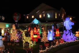 themed house disney themed house in summerport shines for christmas