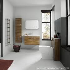 memoir designer 800mm wall hung vanity unit gloss walnut