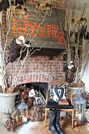 Decorations For Halloween How To Decorate For Halloween Spooky Forest Living Room