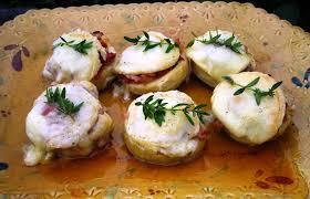 cuisiner coeur d artichaut fonds d artichauts aux lardons gratinés au crotin de chèvre