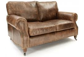 Vintage Leather Sofas Brown Leather Sofa Uk Only Centerfordemocracy Org