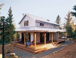 cottage house plans with wrap around porch the grid and energy efficient sunset magazine sunset magazine