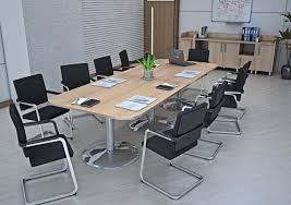 Office Meeting Table Reunion Tulip Base Meeting Tables Genesys Office Furniture