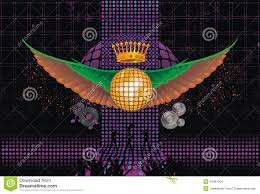 abstract music background wings club stock images image