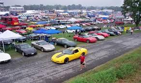corvettes of carlisle corvettes shine at annual carlisle event corvette sales