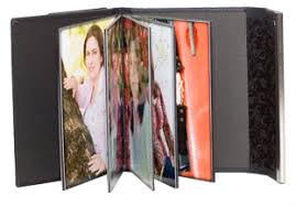 wallet photo album products at northwestpixel leather albums folios and much more