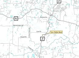 missouri county map with roads maintenance districts st charles county mo official website