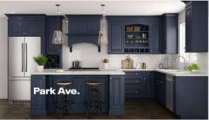 navy blue kitchen cabinets ordering blue kitchen cabinets rta wood cabinets