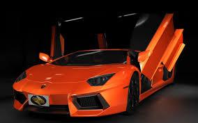 Lamborghini Aventador Front View - lamborghini aventador stretch limo concept has twice the scissor doors