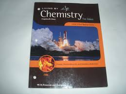 living by chemistry first edition unit 5 fire teacher guide