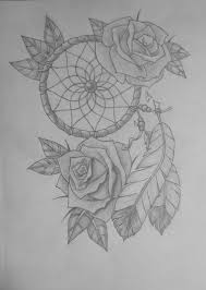 dream catcher with roses by lisakat98 on deviantart