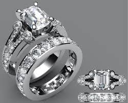Diamond Wedding Ring Sets by Best Wedding Planing Bridal Sets Wedding Rings Cheap Bridal