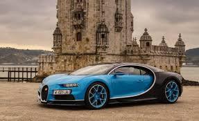 gas mileage for lamborghini aventador epa rates bugatti chiron at 11 mpg combined car and