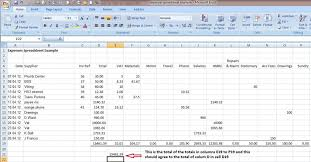 Bookkeeping Templates Excel Template For Bookkeeping Small Business Excel Bookkeeping
