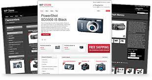 wp store premium ecommerce wordpress theme