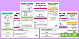 year 5 maths number and place value workbook maths workbook
