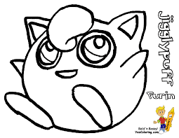jigglypuff coloring pages getcoloringpages com