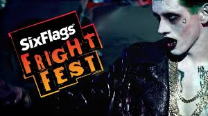 halloween horror nights bloody mary fright fest 2016 opening night at six flags magic mountain best