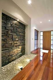 wall interior design magnetic interior walls designed with stones minimalist front room