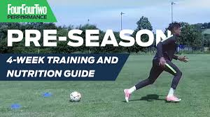 4 week pre season training u0026 nutrition guide fourfourtwo