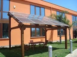 tettoie e pergolati in legno pensiline fotovoltaiche in legno pergole tettoie giardino