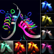 led shoelaces led shoelaces light up costume glow in the party