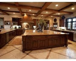 large kitchen designs with islands big kitchen islands mission kitchen